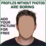 Image recommending members add Senior Passions profile photos
